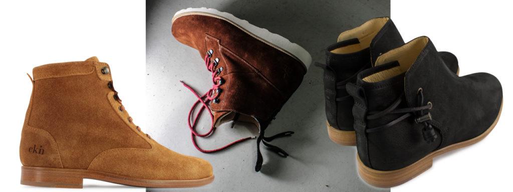 Winter-Schuhe von ekn footwear aus pflanzlich gegerbtem Leder