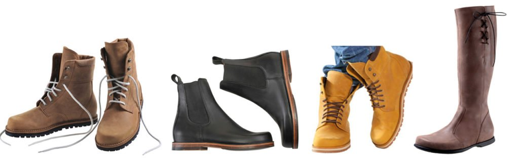Winter-Schuhe von Waldviertlerer