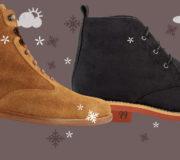 Winter Schuhe von ekn, Waldviertler, Good Guys und Co.