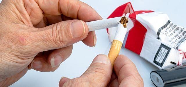 Zigarette, Rauchen