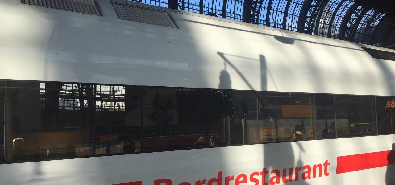 Neue Schnellstrecke Berlin München