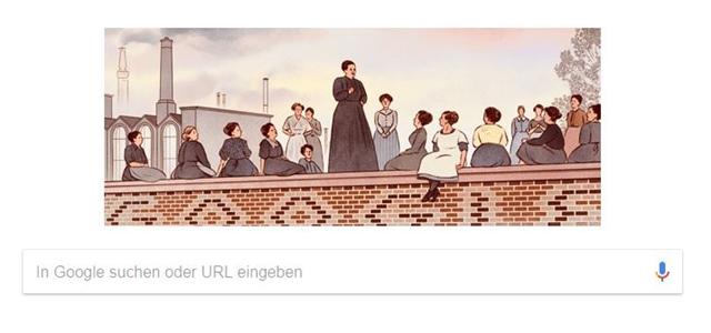 Google Doodle Emma Ihrer