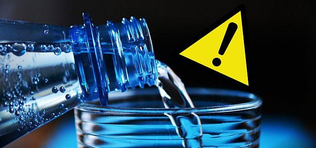 Mineralwasser Mikroplastik
