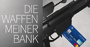 Bank Waffengescahefte