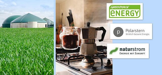 Biogas Anbieter Empfehlung