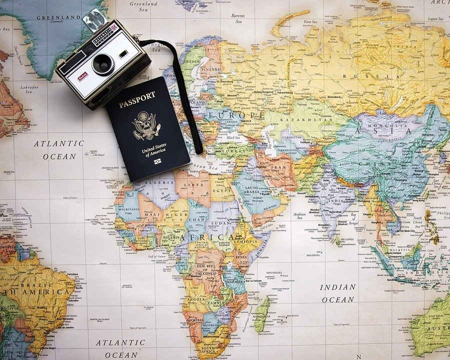 Der Reisepass ist das wichtigste Dokument auf deiner Reise.