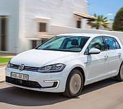 Elektroauto Volkswagen VW E-Golf