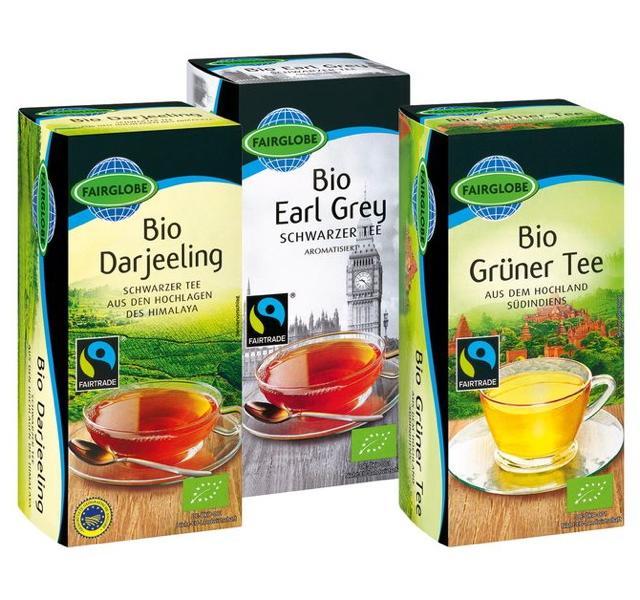 Fairglobe Bio-Tee