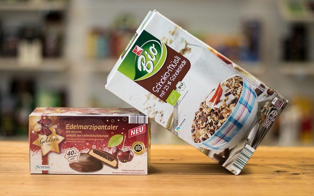 Fairtrade Kakao Programm, Produkte von Kaufland und Norma