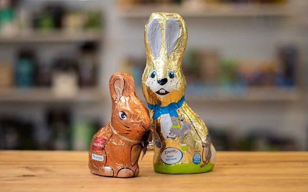 Fairtrade Kakao Programm Osterhasen von Lidl und Penny