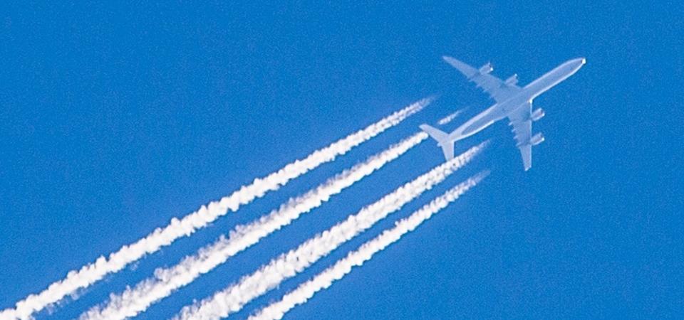 Flugzeug Treibstoff