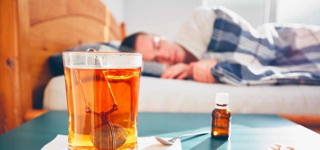 grippaler Infekt Erkältung