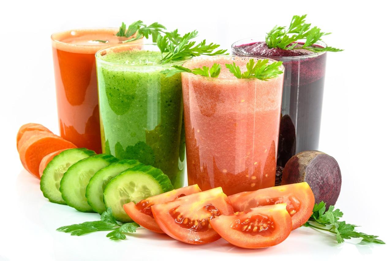 Gemüse-Smoothie-Rezepte zur Gewichtsreduktion