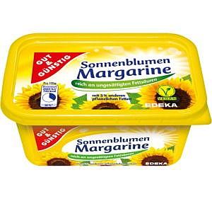 Gut&Günstig Sonnenblumenmargarine