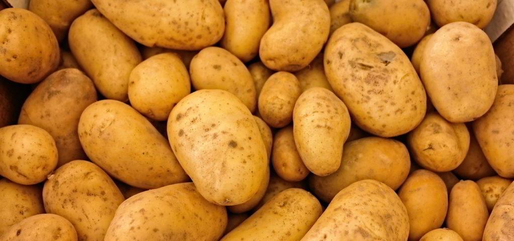 Kartoffeln enthalten komplexe Kohlenhydrate
