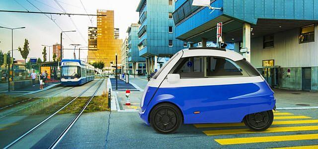 Elektroauto Microlino – Elektro-Isetta & Knutschkugel
