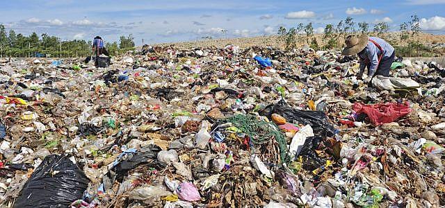 Müll Import Verbot China Plastik