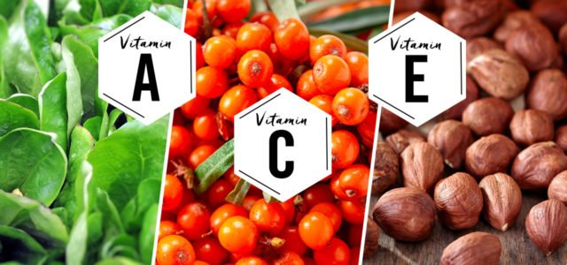 Vitamine aus pflanzlichen Quellen