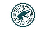 Rainforest Alliance Siegel/Logo