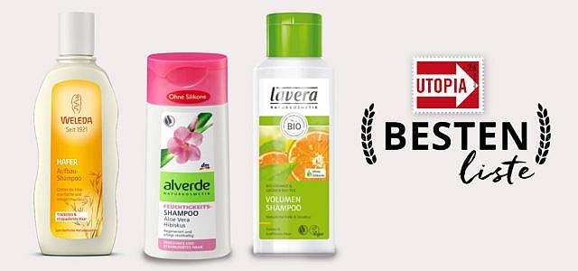 Bestenliste Bio-Shampoo
