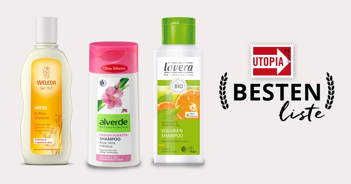 Bestenliste Die Besten Bio Shampoos Utopiade