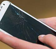 Smartphone kaputtes Display