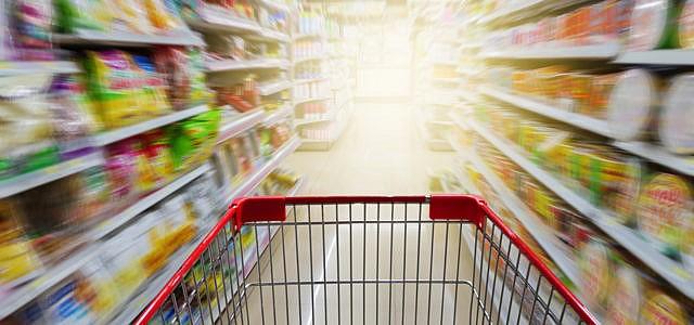 Supermarkt schafft Plastikverpackungen ab