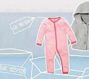 Tchibo Share vermietet Babysachen und Kinderkleidung