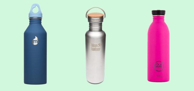 Trinkflaschen Edelstahl