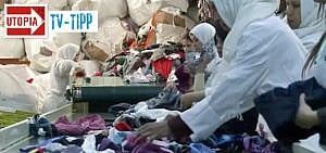 TV-Tipp: Arte-Reportage: Tunesien: Geschäfte mit Kleidern