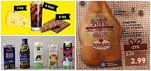Wir haben es satt, Zusatzstoffe, E-Nummern, Billig-Milch, Billig-Fleisch