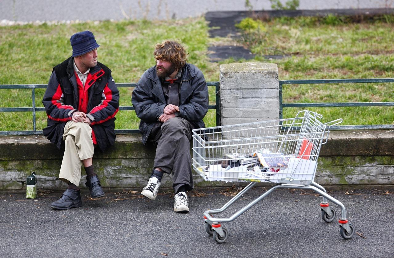 2016 waren mehr als 50.000 Menschen obdachlos.