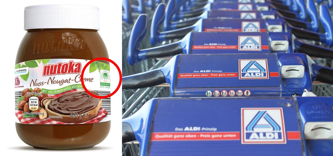 Aldi Stellt Mehrere Schoko-Produkte Auf Fairtrade Um