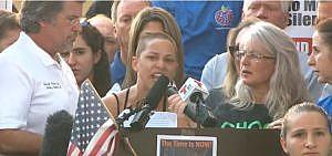 Trump Amoklauf Rede Emma Gonzales Waffen NRA