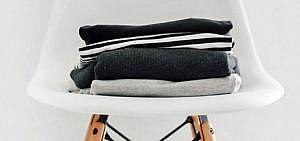 Capsule Wardrobe Kleidungsstücke