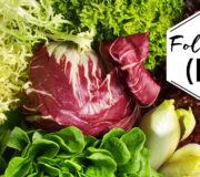 Folsäure steckt in grünem Blattgemüse