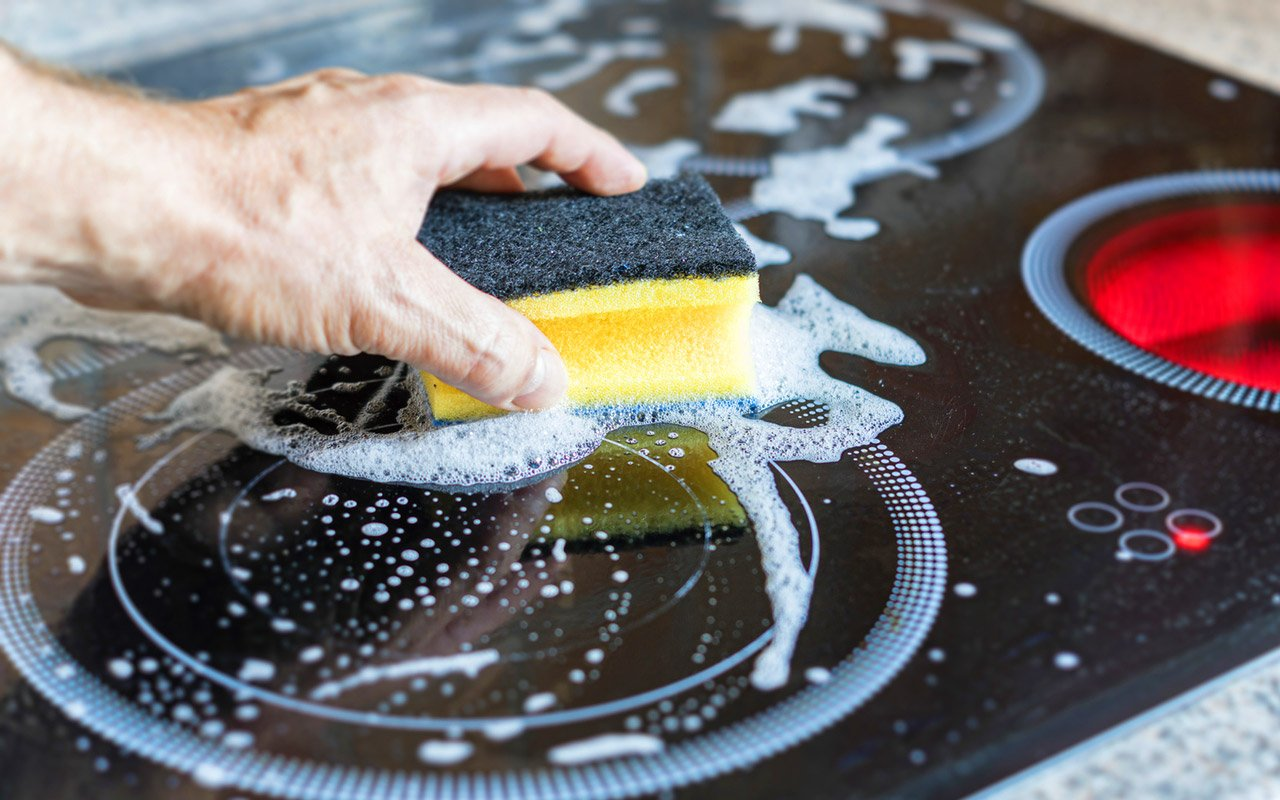verstecktes Mikroplastik: Reinigungsmittel