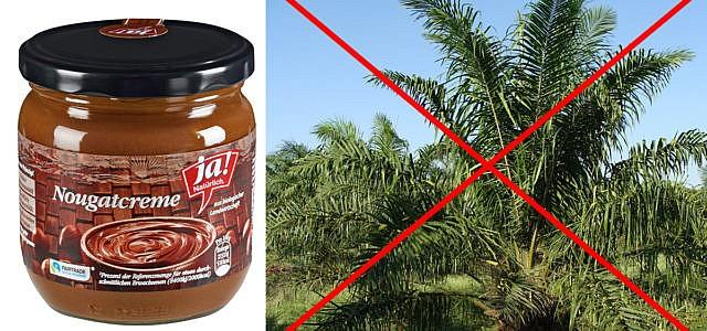 Rewe Palmöl Österreich
