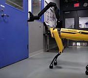 Roboter Tür öffnen Boston Dynamics