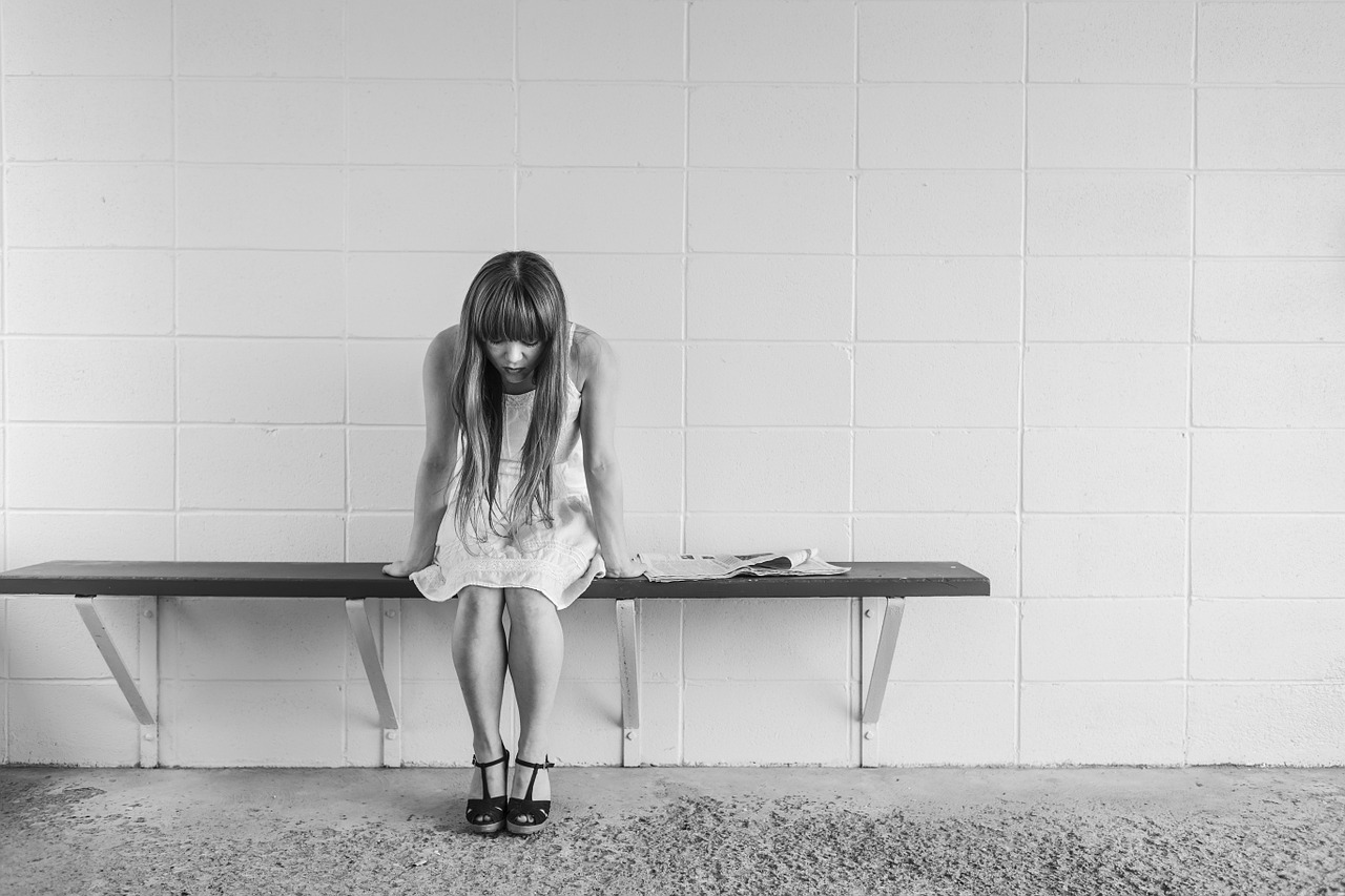 Schuldgefühle können in einer Depression gipfeln