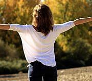 Selbstbestimmt leben - und mit Zufriedenheit finden.