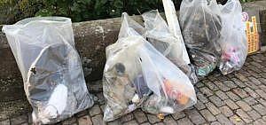 Umweltpatenschaft Müll