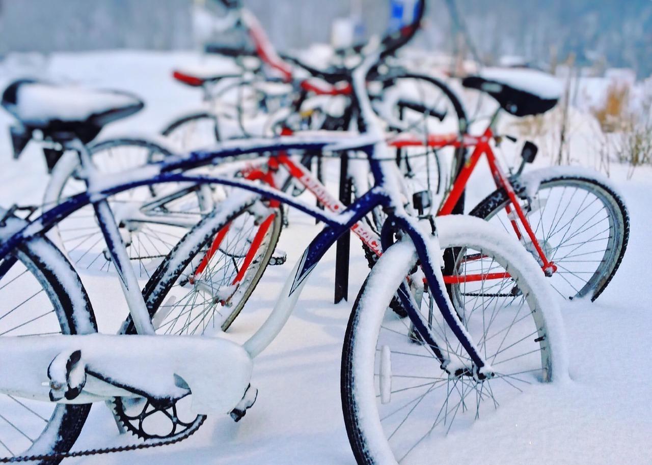Vor allem im Winter sicherer: Die richtige Fahrradbeleuchtung