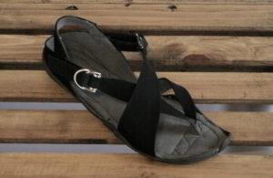 Die Barfußsandalen von Wildling Shoes gibt es ab Mai.