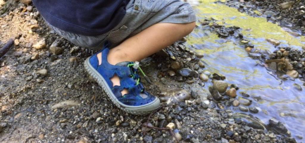 Filii Barefoot sind Barfußschuhe für Kinder