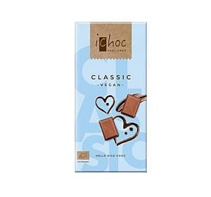 Bestenliste Schokolade iChoc vegane Schokolade