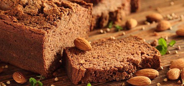 Brot aus glutenfreiem Mehl