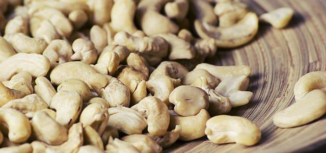 Cashewkerne Cashews Nüsse