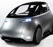 Elektroauto Uniti One aus Schweden