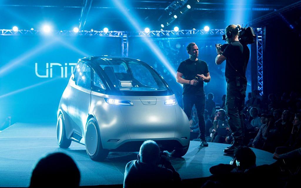 Das Elektroauto Uniti One wurde 2017 vorgestellt, 2019 soll es serienreif sein